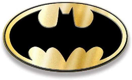 Logo Colour Enamel Lapel Pin Accessories--Batman