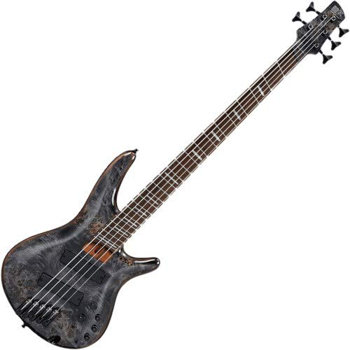 Ibanez Bass Workshop SRMS805 - Deep Twilight (Best Ibanez Bass For Metal)