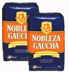 Nobleza Gaucha Yerba Mate - Nobleza Guacha Yerba Mate 1kg 2-pack