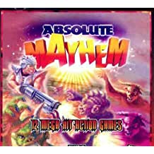 Absolute Mayhem - 12 Mega Hit Action Games