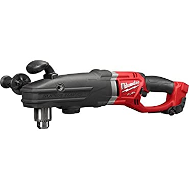 Milwaukee 2709-20 M18 Fuel Super Hawg 1/2 Right Angle Drill Bare