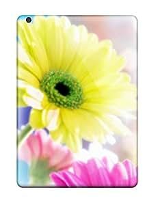 CaseyKBrown Ipad Air Hybrid Tpu Case Cover Silicon Bumper Glamorous Flowers