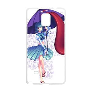 Touhou Project Anime Samsung Galaxy Note 4 Cell Phone Case White WON6189218983733