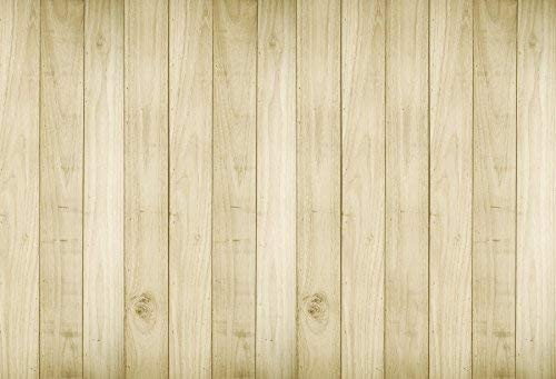 Yeele 7x5ft Wooden Plank Photography Background Brown Wood Floor Texture of Wood Backdrops Pictures Adult Artistic Portrait Photoshoot Props]()