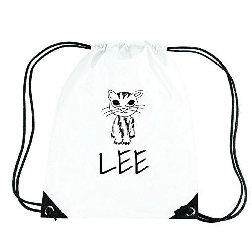 JOllipets LEE Turnbeutel Sport Tasche PGYM5594 Design: Katze