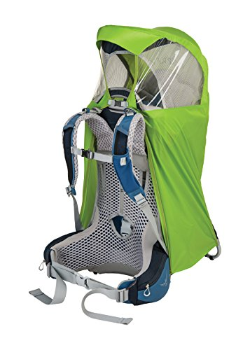 Rain Cover Child Carriers - Osprey Packs Poco Rain Cover, Electric Lime
