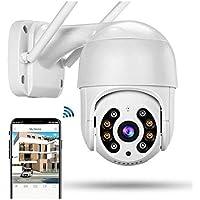 Câmera Ip Icsee Speed Dome Inteligente Wifi Prova De Água