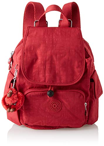 Mini City radiant Red Dos À Rouge Pack Sacs C Kipling PEdqRwP