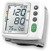 Medisana 51072 Handgelenk-Blutdruckmessgerät BW 315, weiß