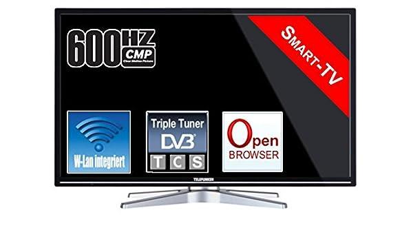 Telefunken d40 F286 b3cw 40zoll Full HD DVB-T cts2 SmartTV WiFi: Amazon.es: Electrónica