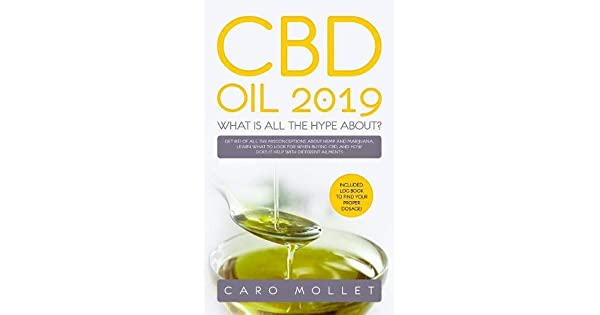Amazon.com: CBD Oil 2019: What Is All the Hype About ...