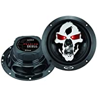 Boss Audio SK653 - 350 Watts 6-1/2 3-Way Car Speakers (Pair)