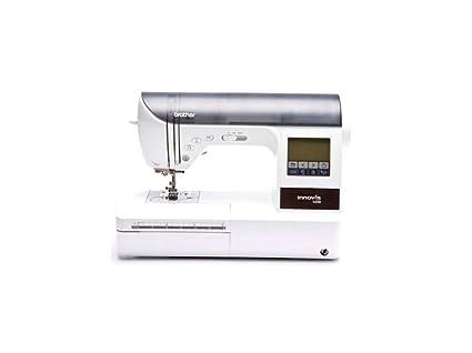 Brother 4977766672337 - Máquina de coser y bordar innovis nv1250