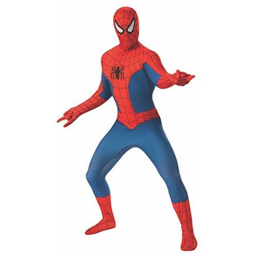 Rubie's Costume Co Rubie's Men's Marvel 2nd Skin