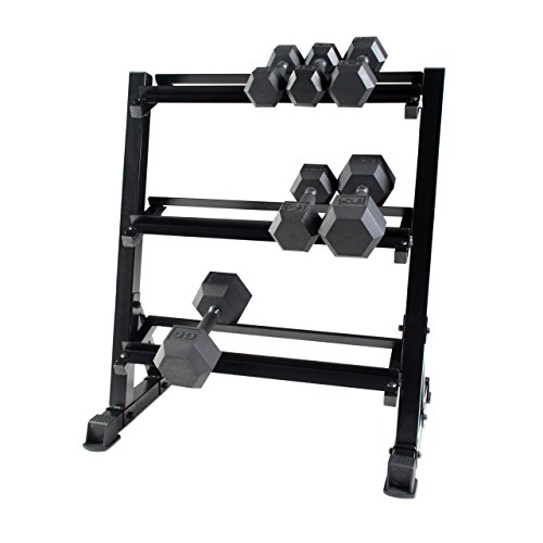 CAP Barbell 3 Tier Dumbbell Rack