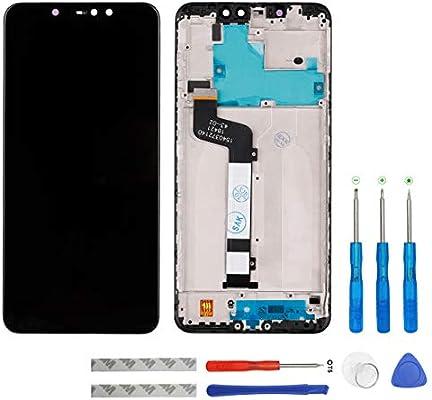 Swark - Pantalla LCD compatible con Xiaomi Redmi Note 6 Pro, color ...