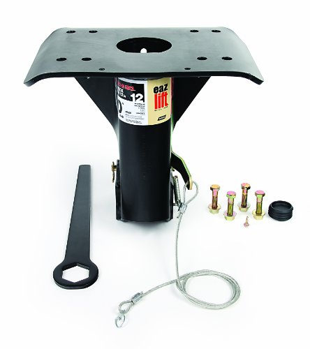 EAZ LIFT 12 Inches 12' Gooseneck Adapter, Includes All Installation Parts and Hardware (48500)