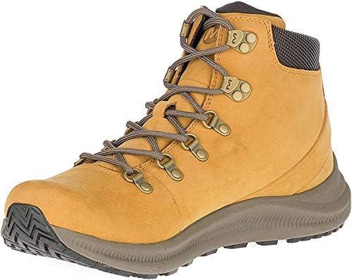 Merrell Men s Ontario Mid Waterproof Hiking Shoe
