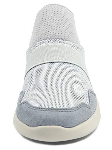 Mode Ultra De Loisirs léger Poids Grey ultra Femme Les Knixmax Fitness Chaussure Sport Running Sneakers Basket Confortable léger 18CnqvwOxt