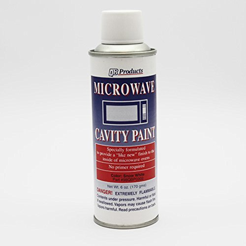Microwave Oven Paint 98QBP0302 Genuine - Paints Oem