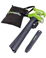 Greenworks 2 Speed 230 MPH Corded Blower/Vacuum 24022
