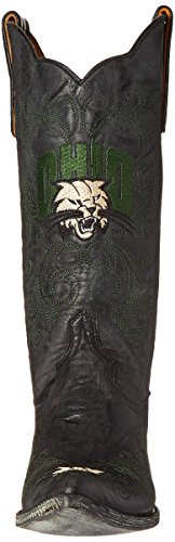 NCAA Ohio Bobcats Womens 13-Inch Gameday Boots Black A67OMkwRVe