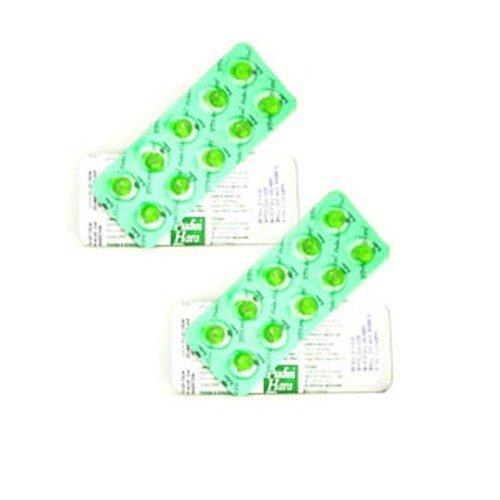 Dabur Pudin Hara 12 x 10 c/ápsulas Paquete econ/ómico de 120 c/ápsulas