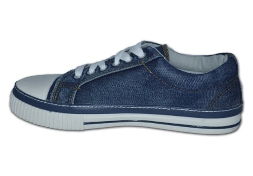 Red Tag , Herren Sneaker, Blau - Dunkelblau - Größe: 44