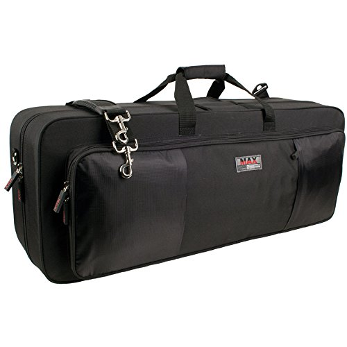 (Protec Tenor Saxophone MAX Rectangular Case, Model MX305)