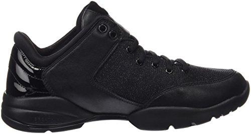 Geox D Sfinge a, Zapatillas para Mujer Schwarz (BLACKC9999)