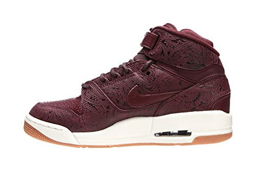 fe8dec9531 Nike Women's W Air Revolution PRM ESS, Night Maroon/Night Maroon - Sail