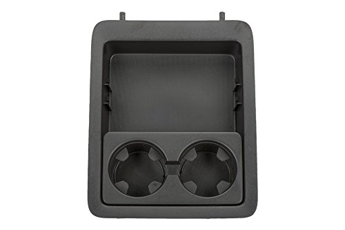 Console New Center - GMC OEM New Center Console Tray Cup Holder Bezel 2007-2014 Chevrolet 22860866