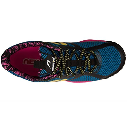 newtonrunning Damen Womens Boco At III Trail Running Shoe Traillaufschuhe Blau (Blue/pink)