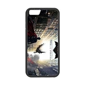 Superman iPhone 6 Plus 5.5 Inch Cell Phone Case Black JU0965741