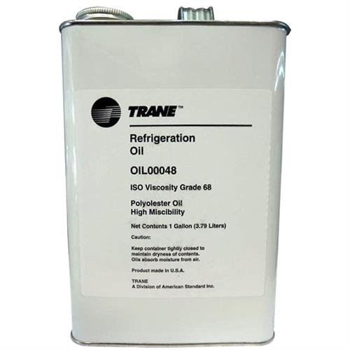 Trane OIL00048 OIL 0048 Refrigeration Lubricant ISO 68