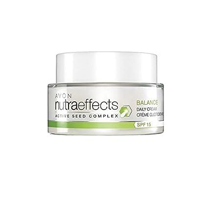Avon nutra Effects mattierende Crema Día SPF 15 mildert ...