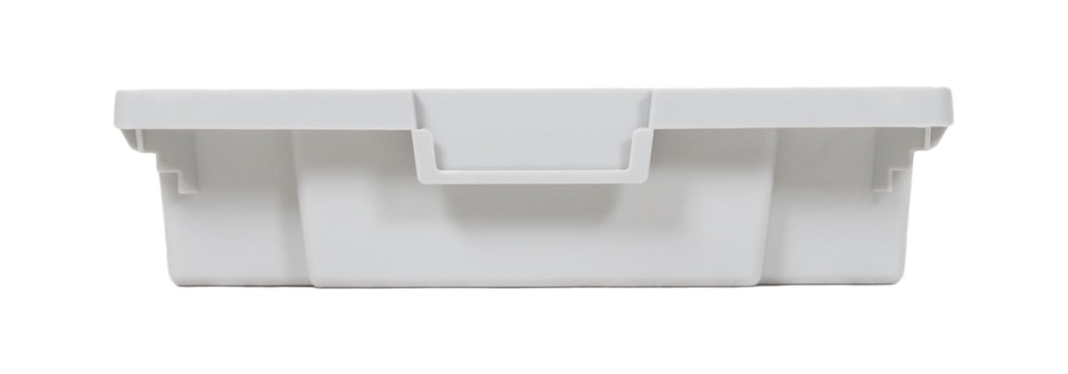 Luxor 8 Small Stackable Storage Polypropylene Bins for Mobile Bin System