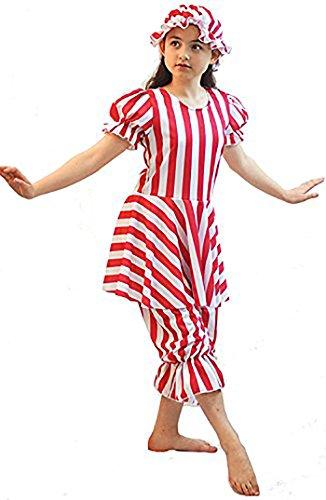 edwardian bathing costume fancy dress - 2
