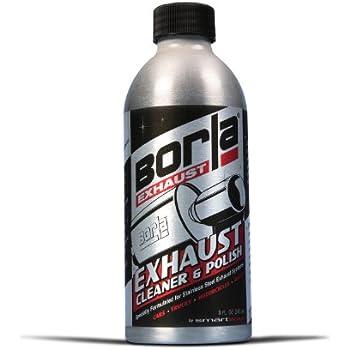 Borla 21461 Exhaust Cleaner and Polish - 8 oz.