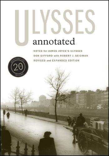 Ulysses Annotated: Notes for James Joyce's Ulysses by imusti
