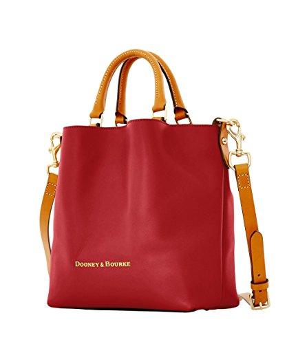 Dooney & Bourke City Small Barlow Top Handle Bag Geranium Red
