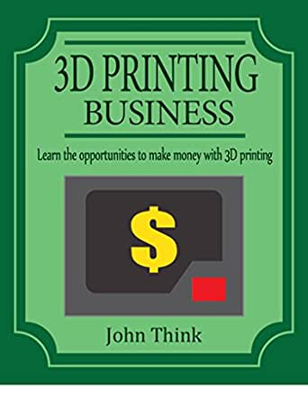 3d Printing Business Learn The Opportunities To Make
