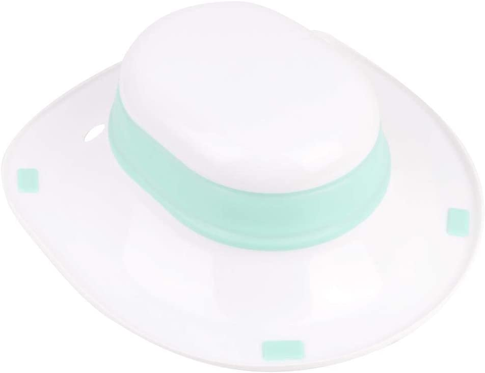 Garosa Sitz Bath Lavage Hanche Bassin Pliant Bidet Portable sadapte sur la Toilette Trempage p/érin/éal pour Femmes Enceintes de maternit/é h/émorro/ïdaires Bleu