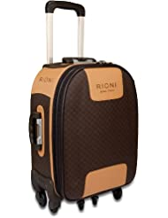 Signature 360 Luggage in Brown Size: Small