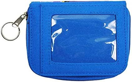 Scooby Doo Mystery Machine Small Wallet Zipper Wallet Coin Pouch Purse Accessory Card Holder Minimalist Coin Purse Wallet ID Wallet Kid