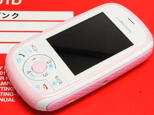 キッズケータイ HW-01D(ピンク)