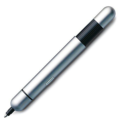 (LAMY Pico Ballpoint Pen, Pearl Chrome (L287) )