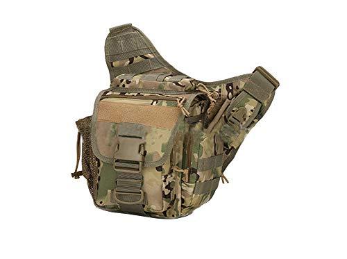 Bag hombro Saddle salvaje Tactical de de Cp Super de cintura Bag Bolso Crossbody Saddle Bolso Bag camuflaje militar Upgrade Negro 580ZwwqC