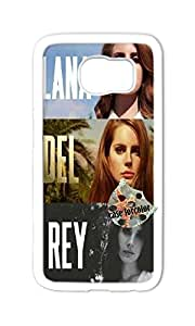 [Case forcolor]: Lana Del Rey Hard Case for Samsung Galaxy S6 Edge.