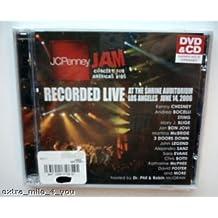 JCPenney Jam Concert for America's Kids - Live! Dvd/Cd